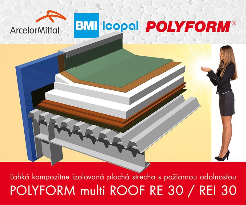 Polyform Multiroof