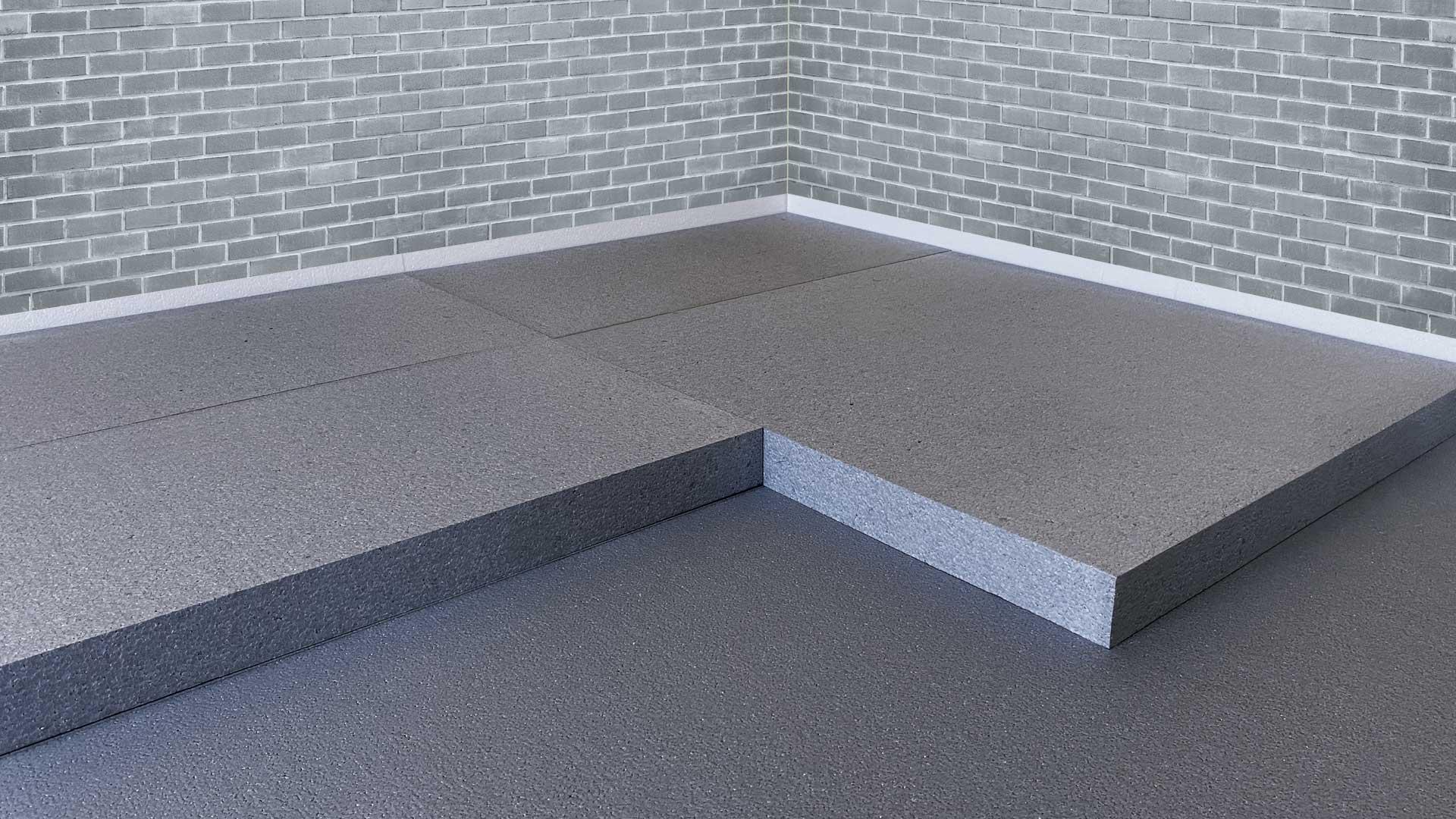 Izolácia podlahy a stropu