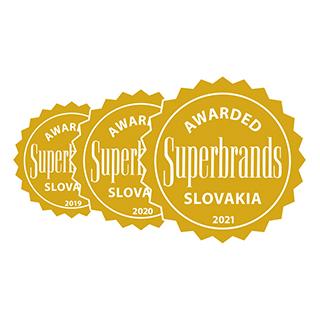 Business Superbrands Slovakia 2021